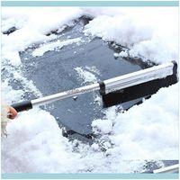 Другие уборческие организации Домашний инструмент для очистки Gardenwinter 65 см Creative Design Create Printable Car Love Scraper Snow Removal Brus