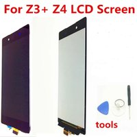 Original Mobile Phone Panels For Sony Xperia Z4 E6533 Z3+ Z3mini LCD touch Screen Display Assembly Repair Part