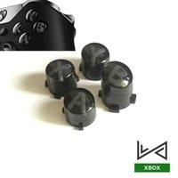 Oyun Denetleyicileri Joysticks Xbox One Elite Gamepad / s X Denetleyicisi için Yedek Abxy Düğme Anahtarı Seti