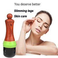 Electric Massagers Stone Needle Moxibustion Facial Massager Guasha Beauty Bar Warm Instrument Household Face Care Skin Liftting Device