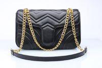 النساء المصممين الفموي أكياس 2021 جودة عالية مارمونت المخملية حقائب الكتف حقائب اليد سلسلة الأزياء رسالة حقيبة crossbody