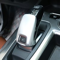 يصلح ل 17 بيجو 3008 الملحقات الداخلية والعتاد التحول مقبض الباب غطاء الديكور تقليم ABS نمط البلاستيك
