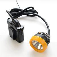 3W wasserdichte KL5M-LED-Miner-Licht-Sicherheits-Kappe-Lampe-Mining-Scheinwerfer