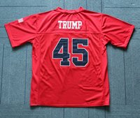 Personalizado Patrick Mahomes # 5 Whitehouse High School Football Jersey costurou tamanho vermelho S-4XL Qualquer nome e número de alta qualidade jérseis