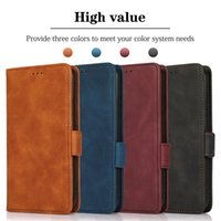 Wallet Phone Cases for iPhone 12 11 Pro Max X XS XR 7 8 Samsung Galaxy S21 S20 Ultra S10 Plus A71 A51 4G Photo Frame PU Leather Magnetic Flip Stand Cover Case