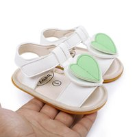 First Walkers Kids Shoes Toddler Infant Baby Girl Footwear Children Summer Moccasins Soft Love Sandals 0-12M B4817
