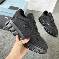 Chaussures de concepteur 19fw CloustBust Thunder Sneakers Hommes Formatrices Capsule Series Camouflage Sneaker Low Top Plateforme chaussure avec boîte