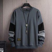 Men's Hoodies & Sweatshirts Spring 2021 Loose Pullover Street Clothes Casual Fashion Oversized Hoodie Sweatshirt 1405