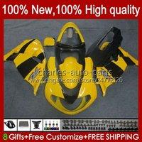 Suzuki Srad TL-1000 TL 1000R TL1000R TL-1000R 98-03 Bodywork 19hc.35 TL1000 R 98 99 00 01 02 03 TL 1000R 1998 1999 2000 2001 2002 2003 바디 키트 주식 노란색