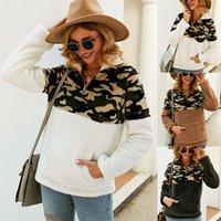 Tasarım moda kadın leopar desen dikiş kazak