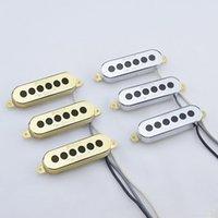 Pickup per chitarra BurnsLondon Parti realizzate in Corea 1 Set Original Genuine Burns Tri-Sonic Single Alnico 2 Color può essere scelto da