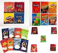 2021 Doritos Cheetos Doweedos Dortos Maylar Seçilebilir Yiyecek Çanta 500 mg Peynirli Çip Gummi Solucan Paketleme Çantası