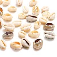 50 pçslote natural pequeno concha forma forma shell diy jóias encontrar acessórios acessórios sutipos conceito colar pulseira wmtuje t8kyw bead 2085 v2