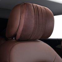 Coussin d'appui-tête Coussin d'oreiller Coussin de siège d'automobile PROTECTEUR DE SUPPORT Automobiles Coton Coton Auto Accessoires