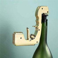 Vinho Champagne Gun Dispenser Garrafa Cerveja Ejetor Alimentando Pulso De Pulver Pulso Beber