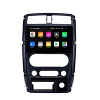 Android 9 inch Car HD Touchscreen Video GPS Navigation Radio for 2007-2012 Suzuki Jimny with Bluetooth WIFI USB AUX support Carplay DVR SWC