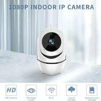 WiFi Camera Mini IP Indoor With PTZ Auto Tracking Home Security Baby Monitoring CCTV Surveillance Cameras
