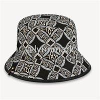 Мужчины Женщины Дизайнерские Ведро Шляпа Летняя Письмо Вышивка Дизайнеры Шапки Шляпы Мужская Бренд Casquette Sunhat