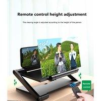 Écran Vidéo Téléphone mobile incurvé Smartphone agrandi Amplificateur d'amplification du projecteur Support de support Amplificador Porte-cellules Supports