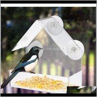غيرها من لوازم الحيوانات الأليفة حديقة المنزل الاكريليك واضح البيت نافذة الطيور الطيور الطيور birdhouse bi qylctw انخفاض تسليم 2021 rhidp