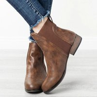Monersfi плоские женские ботинки не связаны с модой и лодыжками заостренные 2019 зима новые моды Trend Boots Office обувь от, $ 22.89   Dhgate.co v7gv #