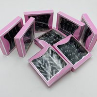 Pairs Of Multi-layer Extended Thick Web Celebrity False Eyelashes 5D25mm Make Eyes More Attractive Tool