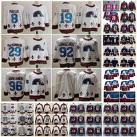 2021 عكس الرجعية Colorado Avalanche Hockey 21 Forsberg 8 Cale Makar 29 Nathan Mackinnon 96 Mikko Rantanen 92 Gabriel Landeskog جو Sakic