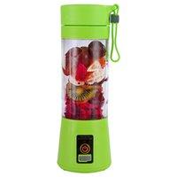 380ml liquidificador pessoal portátil mini liquidificador usb juicer copo elétrico juicer garrafa frutas vegetais ferramentas rrd7485
