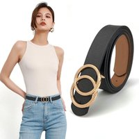 Belts 2021 Belt Buckle Ladies Retro Decorative Leather Fashion Jeans Casual Pants Women For Woman Luxury Designer Top Quality