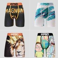 PSD Iç Çamaşırı Erkekler Boksörler Mayo Yüzme Plaj Şort Hızlı Kuru Breif Spor Hip Hop Kaykay Sokak Moda Boxer Kısa Streched Tayt Pantolon G41902