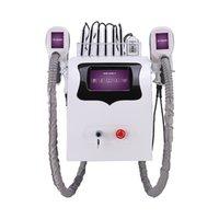Portable cryolipolysis fat freezing body slimming machine 40k Lipo laser cavitation vacuum cellulite removal sculpting Beauty Equipment