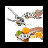 Овощной удобный лимонный соковыжималка апельсина из нержавеющей стали фрукты ручные соковыжималки хорошая кухня Squeezer кухонные инструменты корабль VBHO6 70da5