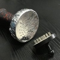 Maketal Faire des trous Hookah Feuille Punonceur Shisha Fitting Tuyau d'eau Sheesha Chicha Narguile Accessoires pour Brokah Bowl