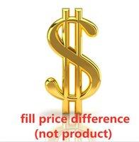 Enlace especial para pagar la tarifa de orden personalizada / más tamaño / prolongada / tarifa de envío de $ 0.01 adicionales