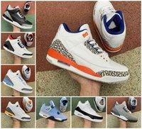 Undededed X Üniversitesi Mavi 4 S Erkek Basketbol Ayakkabıları 3 Lazer Turuncu Parçası 3s Knicks Rakipler JSP Tinker SP Siyah NRG Beyaz Çimento UNC