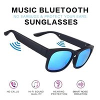 Glasses GL-A12 Smart Wireless Stereo Bluetooth Sunglasses Sports Outdoor Audio