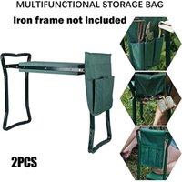 PCS Tool Side Bag Takets Sacchetto per Garden Bench Knigliatore Sgabelli Giardinaggio STSF666 Bidoni da stoccaggio