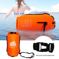 Double Airbags Inflatable Swimming Bag Floating Anti-snor Water Storage Proof Tear Resistant Nylon PVC Thickened Wear Pool & Accessories