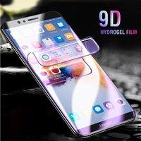 Front-Hydrogel-Film für Huawei P30 P20 P20 P40-Displayschutz-Mate 20 10 Ehren Lite 8x 9x (nicht Glas) Handy-Protektoren