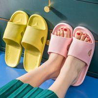 Pantofole di casa in solido EVA in EVA per uomo e donne. Dormitori per la casa antiscivolo permeabili all'aria