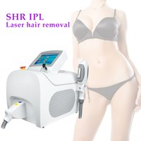 IPL laser machine for skin rejuvenation vascular therapy used at all body areas lazer hair removal device