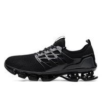 Moda Bayan Erkek Koşu Ayakkabıları Üçlü Siyah Yeşil Kırmızı PVC Koşucular Koşu Spor Eğitmenleri Sneakers Boyutu 36-46 Kod: 40-TK06
