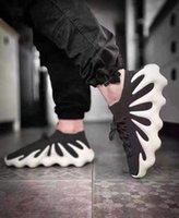 adidas yeezy yeezys yezzy yezzys 350 boost Kanye Erkekler V2 Koşu Açık Yansıtıcı Ayakkabı Batı Mono Kil Buz Mist Kadın Ash Mavi İnci Taş Kilit Zyon Eğitmenler Sneakers 36 J4IA #