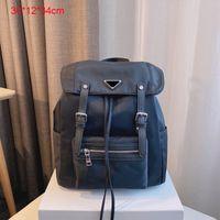 Designer Designer Bag Backpacks moda Belle texture di grandi dimensioni Grandi tasche interne Qualità Nuovo stile preppy in stile solido nero