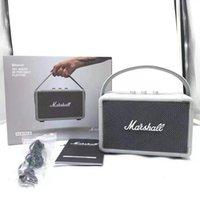 DHL Marshall Kilburn II Taşınabilir Bluetooth Hoparlör Kablosuz Noel Hediyesi Müzik Sevilen Ev Damla Damla
