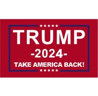 Trumpf Flagge 2024 Wahlbanner Donald Heep America toll wieder Ivanka Flags 150 * 90cm 3x5ft GWF6586