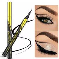 كحل ميغابايت 2 نمط 1 قطع طويل الأمد قلم ماء عينيه القلم ختم العين بطانة الجمال ماكياج التجميل