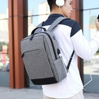 Backpack Men Fashion Travel Bag Outdoor Contrast Color Nylon Computer Leisure Personality 2021 High Quality Durable