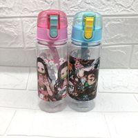 Nuovo Guimie 550ml Bottiglia portatile per bambini Bottiglia per bambini Direct Bere PREMIO PREMIO STUDENTI SCUOLE