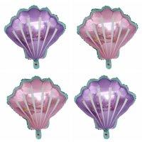 Princesa Crown Crown Folha Balões Rosa Festa Azul Fontes Casamento Bebê Chuveiro Decoração Crianças Balão de Aniversário GWB8717